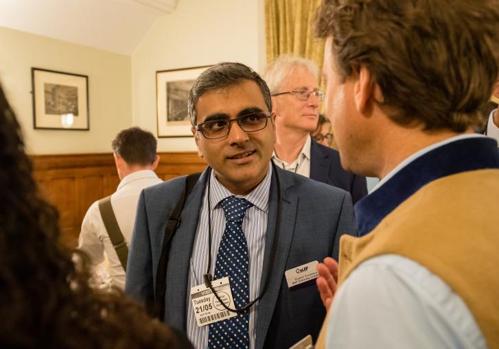 OxLEP takes Oxfordshire's global quantum computing opportunities to Westminster audience
