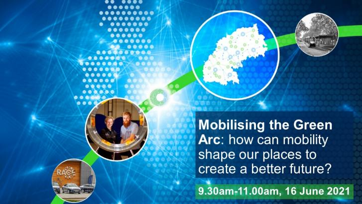 Key event for business community: Mobilising the green arc