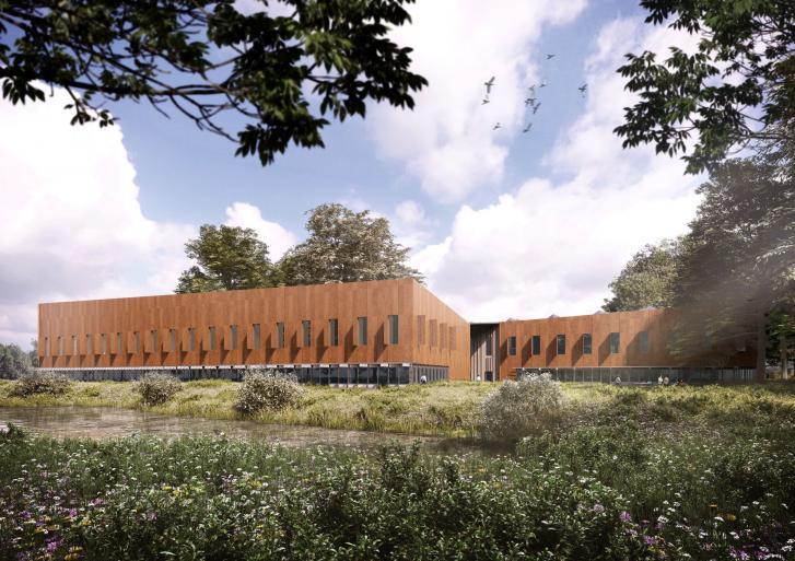 Zeus groundbreaking heralds new phase of development at Harwell Campus