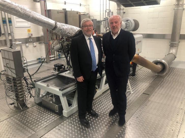 New Powertrain Development Centre enhances Oxfordshire's EV, hybrid and ICE engineering capabilities with 'world-class' potential