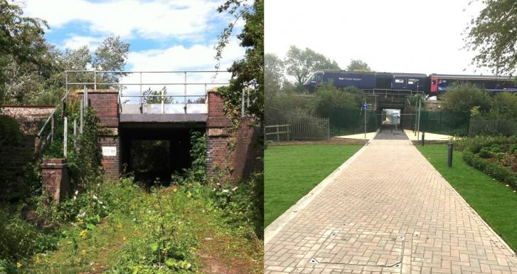 Disused underpass set to reopen as pedestrian and cycle link, benefitting thousands of workers and road users
