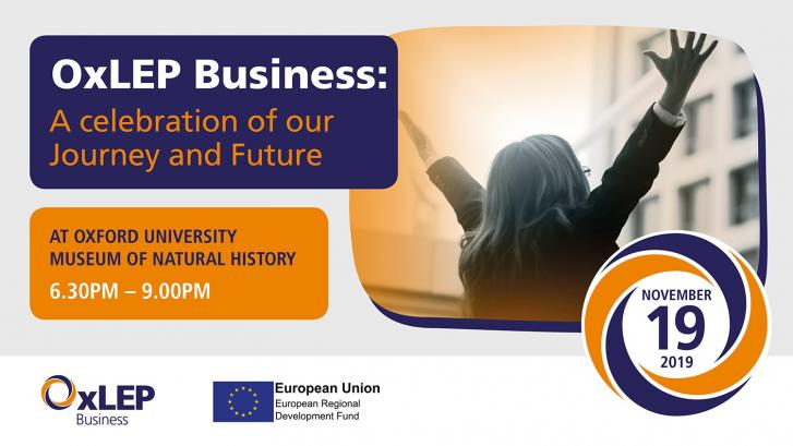 OxLEP Business: A celebration of our Journey and Future event image