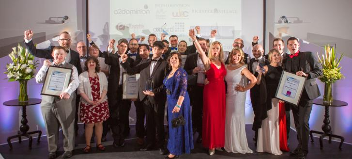 Celebrating the stars of business in Cherwell District