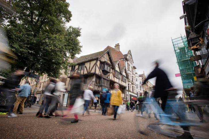 OxLEP chief executive says report on growth potential is 'further recognition' of Oxford's global economic significance