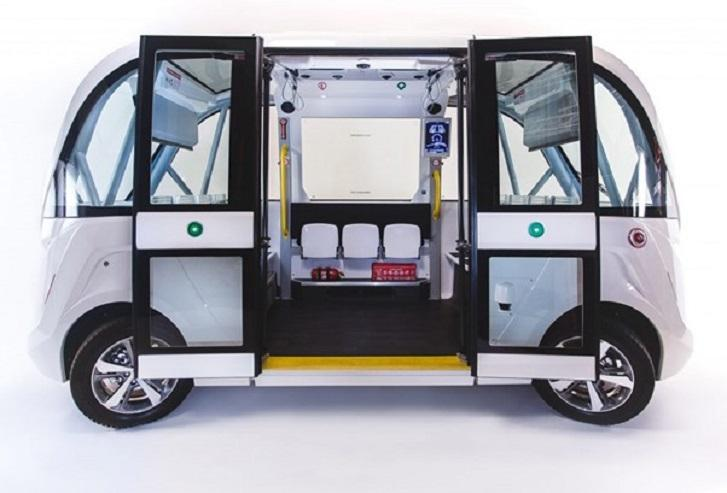 Autonomous shuttles coming to Harwell Campus