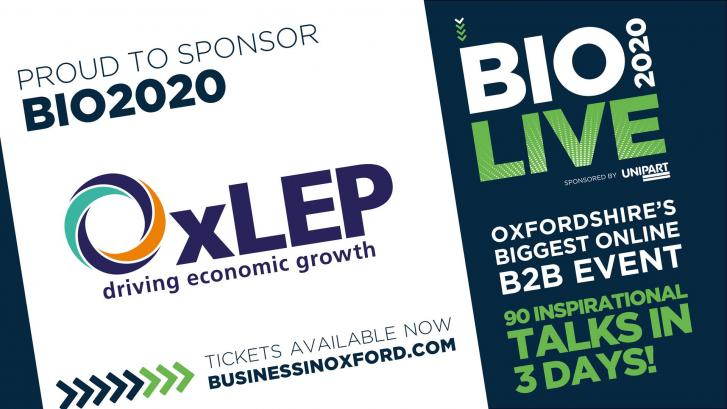 VLOG: OxLEP at BIO Live 2020
