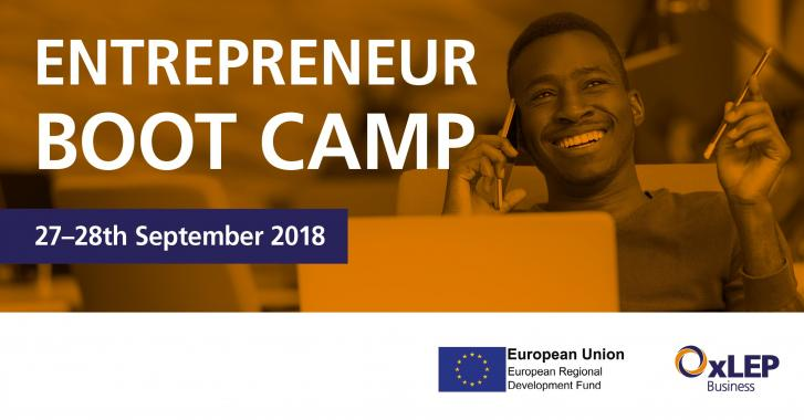 VLOG: What to expect from our Entrepreneur Bootcamp