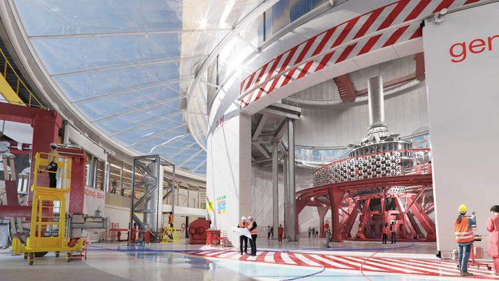 General Fusion to build its fusion demonstration plant at UKAEA's Culham Campus
