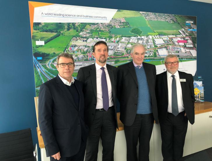 Business leaders discuss UK Industrial Strategy as Lord Henley hosts roundtable event