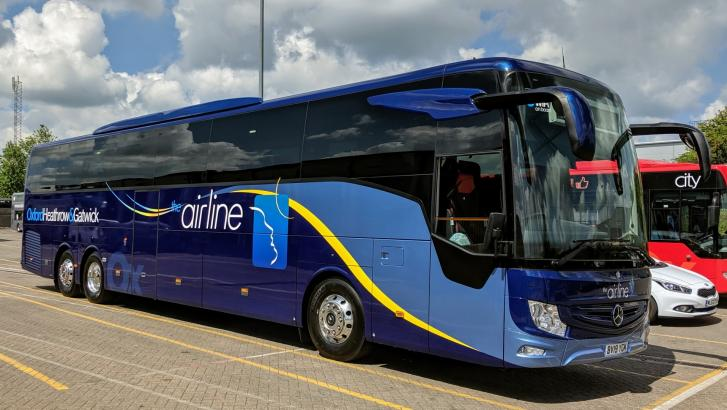 Oxford Bus Company increases airline services to support students returning home for Christmas