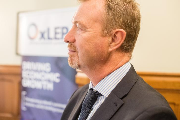 'Don't overlook the importance of our small business community' – says OxLEP Chief Executive