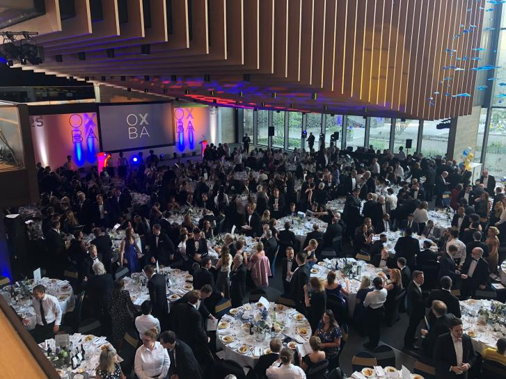 Oxfordshire Business Awards 2020 launch set to bring together county's outstanding businesses ahead of this year's prestigious awards