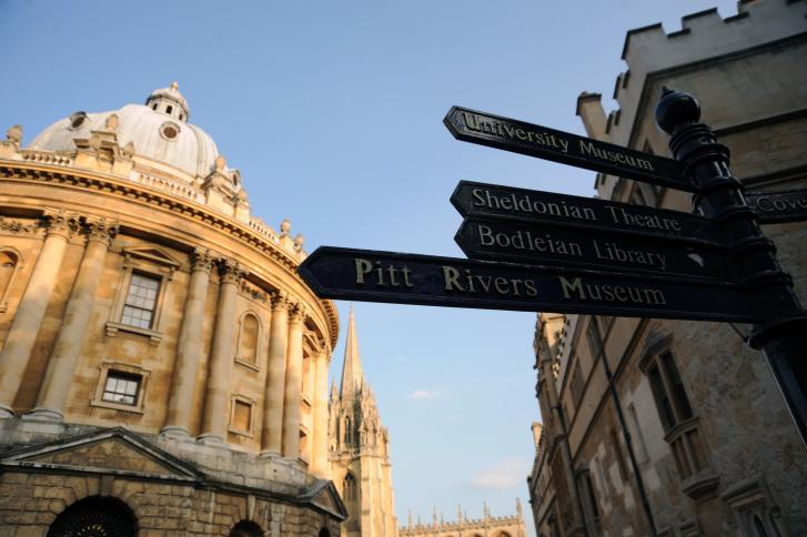 Oxford's Saïd Business School launches the 'Liber Project'