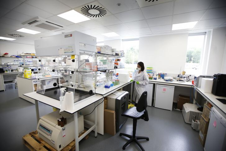 Further government funding –  secured by OxLEP – supports phase II R&D lab conversion at The Oxford Trust's Wood Centre for Innovation
