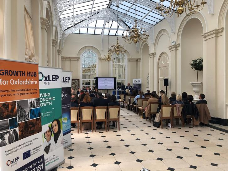 Latest OxLEP Q&A event: 'Oxfordshire 2040 and Generation Z: Are education providers and young people prepared for the jobs of tomorrow?'