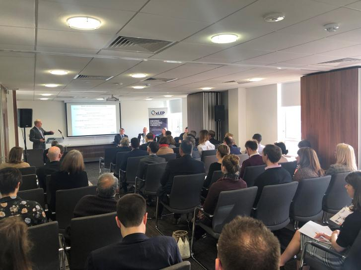 Latest OxLEP Q&A event: 'Brexit and the Oxfordshire economy'
