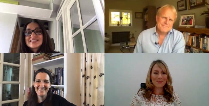 WATCH NOW: OxLEP digital Q&A: 'What impact has Coronavirus had on Oxfordshire's workforce?'