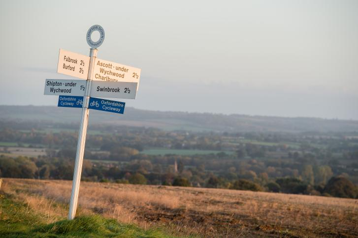 'Significant' agricultural centre nears completion as Local Enterprise Partnership says it can play a 'key role' in Oxfordshire's growing economy