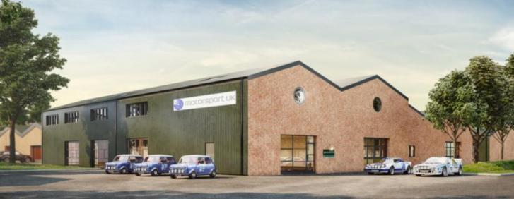 Motorsport UK moving to Bicester Motion in 2020