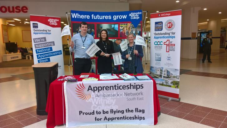 BLOG: National Apprenticeship Week: Why spreading the word on apprenticeships is so important