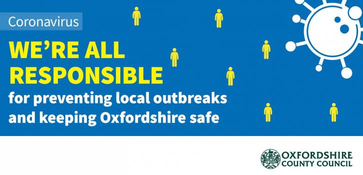 'Stop the spread' - latest information from the county's director of public health