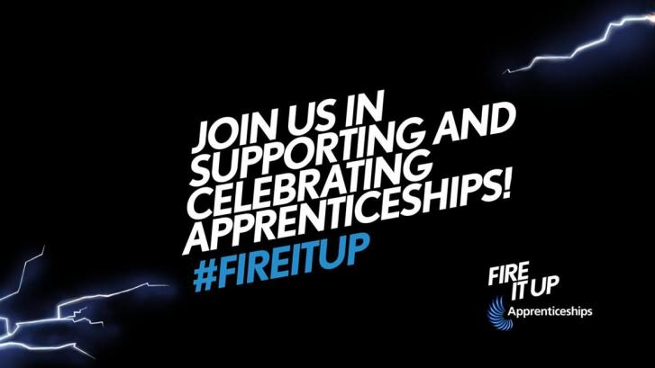 BLOG: National Apprenticeship Week: Being a 'LEP' Apprentice