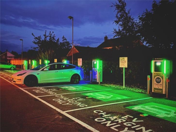 Park and Charge Oxfordshire: Two 'Bonds' released in the same week!