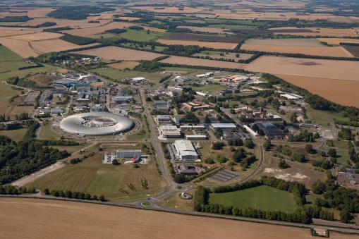 Harwell Campus and Santander announce £110 million funding to fuel 400,000 sq ft development for UK science and tech community