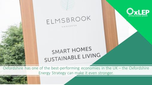 VLOG- The Oxfordshire Energy Strategy: Best-performing economies