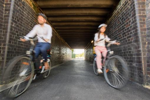 Work on new cycling and walking improvements starts in Bicester and Witney
