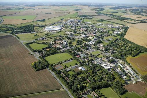 BLOG: British Science Week - Oxfordshire: Home to a blossoming science industry