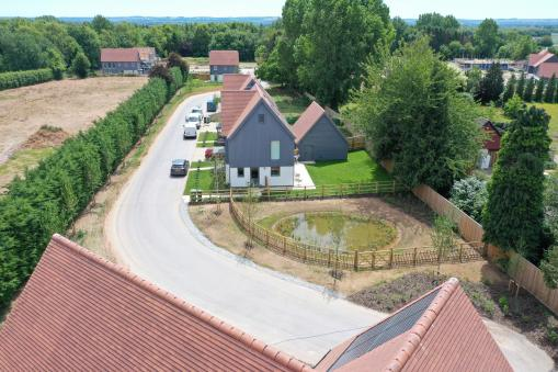 Zero-carbon housing project named Oxfordshire's greenest