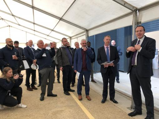 Latest Local Growth Fund announcement: Funding boost announced at opening of connected and autonomous vehicle test facility