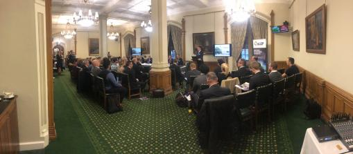 OxLEP takes Oxfordshire's 'globally-significant' AI and robotics sector to Westminster audience