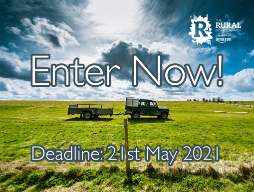 Enter your business into the Rural Business Awards