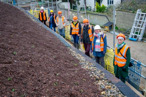 Local Growth Fund-backed Earth Trust project continues to take shape