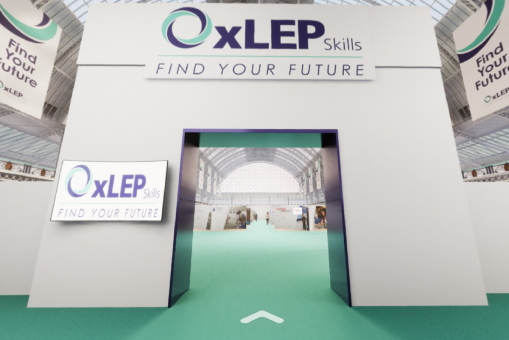 Oxfordshire students urged to 'Find your Future' via OxLEP Skills virtual platform, following record-high exam results