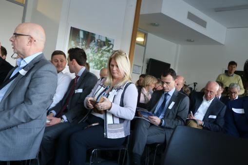 Oxfordshire businesses discuss the 'importance of place' at latest Q&A event