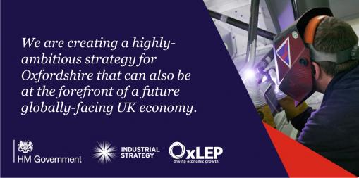 The Oxfordshire Local Industrial Strategy launch event