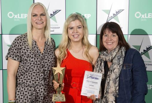 VLOG- Winning the Oxfordshire Apprenticeship Awards