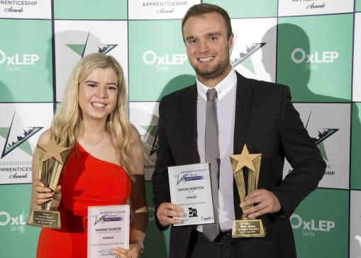 Further opportunity to celebrate Oxfordshire apprenticeship stars as deadline for prestigious awards extended