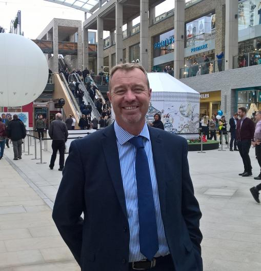 OxLEP chief executive says Westgate Oxford is a 'welcome boost' to the city