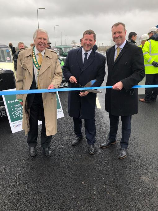 City Deal funded link road will benefit thousands