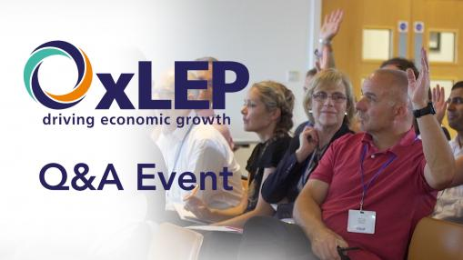 VLOG: Previewing OxLEP's Connectivity Q&A event