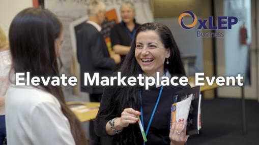 Elevate Marketplace event - June 2018