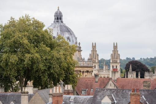 Oxford named as top UK city for economy and wellbeing for fourth year in a row