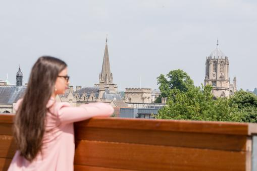 Oxford retains top spot in world rankings for sixth consecutive year