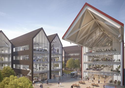 Green light for new life sciences district for Oxford to support global science, research and innovation