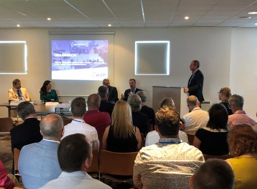 Businesses discuss 'how Oxfordshire businesses can embrace innovation' at latest Q&A event