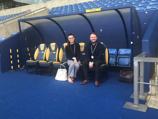 BLOG: Q&A event at Kassam Stadium: The importance of business engagement within Oxfordshire